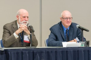 Internet Pioneers Steve Crocker and Vint Cerf