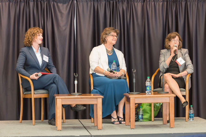 Susan Chalmers, Kathy Brown, and Julie Zoller